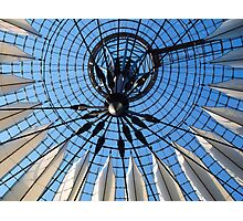 The Center of The Sony Center Photographic Print