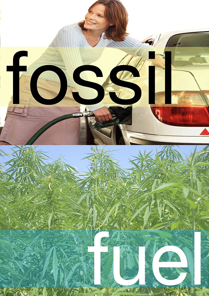 Fossil Fuel by Synastone