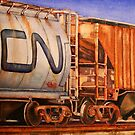 Rusted Union by KristaHasson