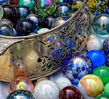 I've lost my Marbles............. : ) by Karen  Betts