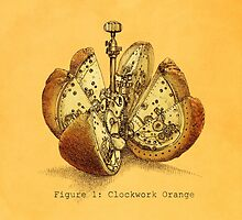 Clockwork Orange (colour option) by Eric Fan