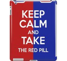 Keep Calm Matrix iPad Case/Skin