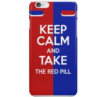 Keep Calm Matrix iPhone Case/Skin