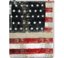 Ginkelmier Inspired ~  USA FLAG iPad Case/Skin