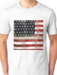 Ginkelmier Inspired ~  USA FLAG Unisex T-Shirt