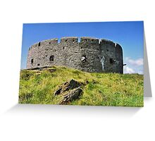 Derby Fort Greeting Card