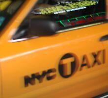 Taxi driver by Diego Marando