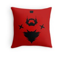 HAIR STYLE ZANGIEF Throw Pillow