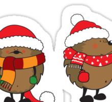 Ready for Christmas Sticker