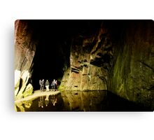 Cathedral Cavern Canvas Print