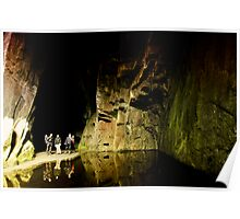 Cathedral Cavern Poster