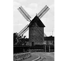Skerries Windmill #2 Photographic Print