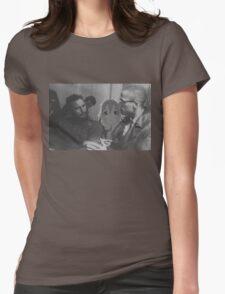 Inori castro Womens Fitted T-Shirt