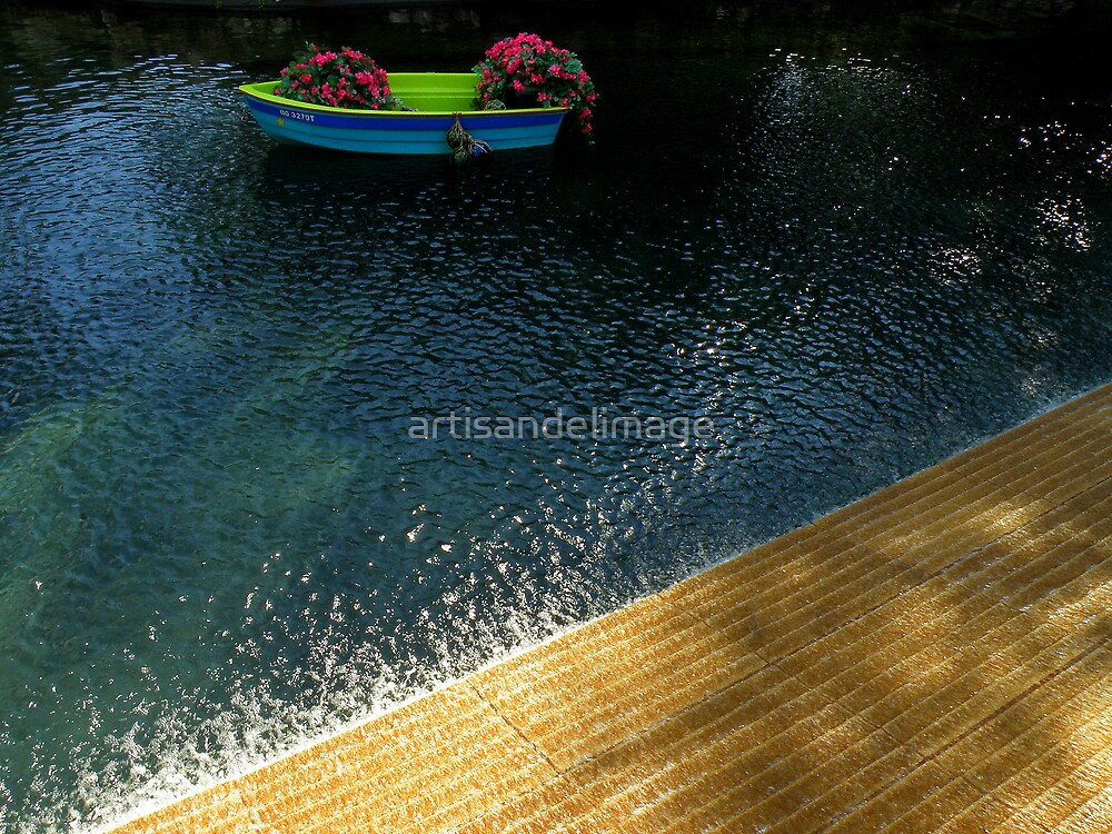 Floating Garden ~ Part Two by artisandelimage