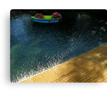 Floating Garden ~ Part Two Canvas Print