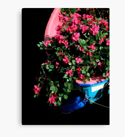 Floating Garden ~ Part Three Canvas Print