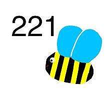 221 bee by lotifer