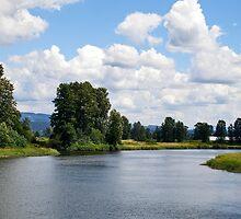 Alouette River 2 by MaluC