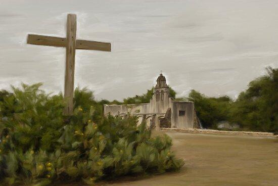 Mision San Juan by RolandoFoto