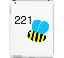 221 bee iPad Case/Skin