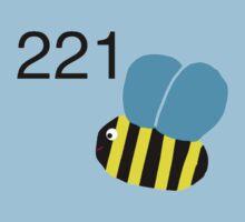 221 bee Kids Tee