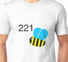 221 bee Unisex T-Shirt