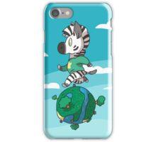 Zebra Crossing iPhone Case/Skin