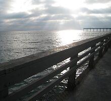 Ocean Pier by delta9gal