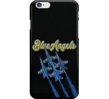 Blue Angels v2 iPhone Case/Skin