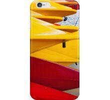 Kayaks iPhone Case/Skin