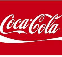 Coca cola logo  by bensaunt