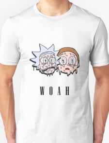 Reck n Melty - Fanmade Rick and Morty Design T-Shirt
