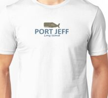 Port Jefferson - Long Island. Unisex T-Shirt