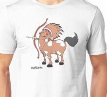 funny zodiac/sagittarius Unisex T-Shirt