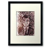 Rod Serling Framed Print