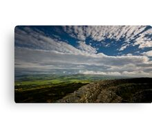 Greenan Fort, Donegal Canvas Print