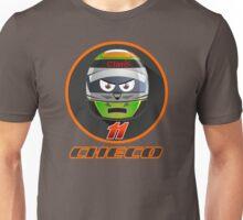 Checo PEREZ_Helmet 2015 #11 Unisex T-Shirt