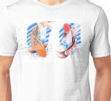 Koi Flash 2 Unisex T-Shirt