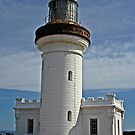 Point Perpendicular Lighthouse, Jervis Bay by Evita