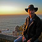 Alan at Sunset by Bryan D. Spellman
