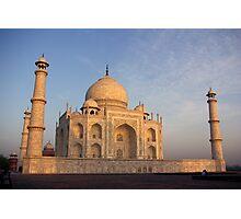 Taj Mahal Photographic Print