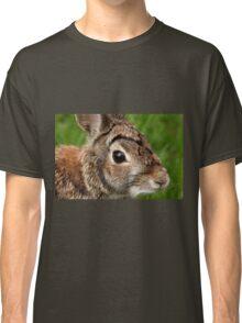 Eastern Cottontail Portrait Classic T-Shirt