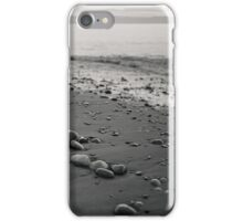 Stones in the Sand iPhone Case/Skin