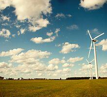 Wind Farm by Jason Allies
