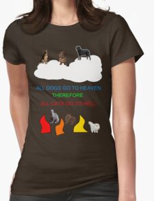 All Cats Go To Hell T-Shirt