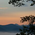smoky sunrise by dc witmer