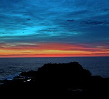 Kiama Sunrise by Evita