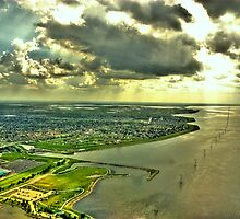 Lake Ponchartrain New Orleans by Kate Adams