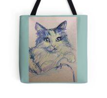 Pop Cat Series 01 Tote Bag