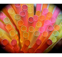 Sip the Colors Photographic Print